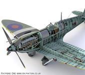 Нажмите на изображение для увеличения Название: Spitfire_WIP_16.jpg Просмотров: 286 Размер:74.2 Кб ID:23442