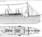 Нажмите на изображение для увеличения Название: Titanic_plans_1.jpg Просмотров: 323 Размер:46.9 Кб ID:25146