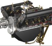 Нажмите на изображение для увеличения Название: Hispano_Suiza_V8_aero_engin.jpg Просмотров: 196 Размер:61.5 Кб ID:84974