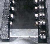 Нажмите на изображение для увеличения Название: Гусеница из жести со сформированной рабочей поверхн.JPG Просмотров: 1849 Размер:38.6 Кб ID:241995