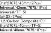Нажмите на изображение для увеличения Название: Parts list.jpg Просмотров: 50 Размер:37.3 Кб ID:269590