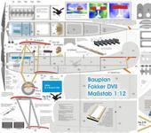 Нажмите на изображение для увеличения Название: Fokker Hexa-Plan1.jpg Просмотров: 495 Размер:82.3 Кб ID:297923