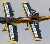 Нажмите на изображение для увеличения Название: Zlin50-Mazda в небе.jpg Просмотров: 75 Размер:59.1 Кб ID:305757