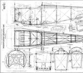 Нажмите на изображение для увеличения Название: Nieuport_17_Fuselage.jpg Просмотров: 471 Размер:112.9 Кб ID:319897