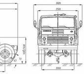 Нажмите на изображение для увеличения Название: Полноприводный четырехосный седельный тягач Урал-542.jpg Просмотров: 627 Размер:39.0 Кб ID:344502