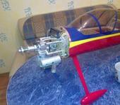 Нажмите на изображение для увеличения Название: ЯК-54 двигатель RCGF-15.jpg Просмотров: 368 Размер:107.8 Кб ID:352268