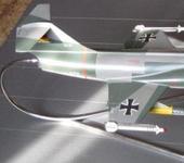 Нажмите на изображение для увеличения Название: F-104 Starfighter 002m.jpg Просмотров: 217 Размер:50.8 Кб ID:366982