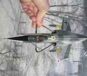 Нажмите на изображение для увеличения Название: F-104 Starfighter 013m.jpg Просмотров: 250 Размер:73.2 Кб ID:366987