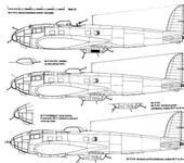 Нажмите на изображение для увеличения Название: 0-Line-Drawing-Heinkel-He-111H-Scale-1-72-17.jpg Просмотров: 86 Размер:77.4 Кб ID:409363