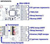 Нажмите на изображение для увеличения Название: autopilot_pinout2q.JPG Просмотров: 122 Размер:95.5 Кб ID:417245