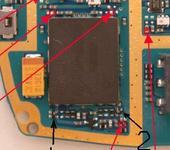 Нажмите на изображение для увеличения Название: Аттеннюаторы Nokia 3100 фото.jpg Просмотров: 54 Размер:44.3 Кб ID:472122