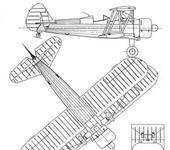 Нажмите на изображение для увеличения Название: Pt-17 Stearman 3 View2.jpg Просмотров: 283 Размер:75.9 Кб ID:477903