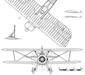 Нажмите на изображение для увеличения Название: Pt-17 Stearman 3 View1.jpg Просмотров: 230 Размер:74.6 Кб ID:477904