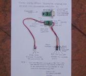 Нажмите на изображение для увеличения Название: MAX232 Converter PCB mod TH9x_2.jpg Просмотров: 867 Размер:56.5 Кб ID:480883