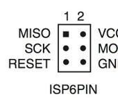 Нажмите на изображение для увеличения Название: isp_6pin.jpg Просмотров: 43 Размер:33.3 Кб ID:489724