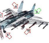 Нажмите на изображение для увеличения Название: su-37-dif.gif Просмотров: 788 Размер:49.6 Кб ID:514058