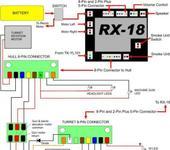 Нажмите на изображение для увеличения Название: HL_RX18_Wiring.jpg Просмотров: 76 Размер:71.3 Кб ID:540803