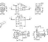 Нажмите на изображение для увеличения Название: первичный вал колесного редуктора.jpg Просмотров: 28 Размер:151.6 Кб ID:566910