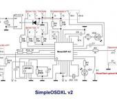 Нажмите на изображение для увеличения Название: SimpleOSDXLv2-circuit.jpg Просмотров: 64 Размер:50.7 Кб ID:589023