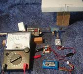 Нажмите на изображение для увеличения Название: VSWR Meter Assan 2.4GHz Tx Test DIY straight dipole.jpg Просмотров: 595 Размер:98.4 Кб ID:598964