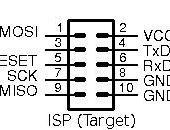 Нажмите на изображение для увеличения Название: Usbasp-pinout-isp-target.png Просмотров: 21 Размер:1.1 Кб ID:603584