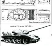 Нажмите на изображение для увеличения Название: Т-54_1945_3.JPG Просмотров: 202 Размер:77.1 Кб ID:629640