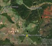 Нажмите на изображение для увеличения Название: Старый Петергоф-Петровское-Оржицы-Место полётов.jpg Просмотров: 24 Размер:62.1 Кб ID:639595