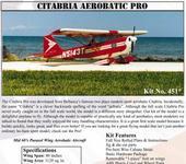 Нажмите на изображение для увеличения Название: CITABRIA AEROBATIC PRO.gif Просмотров: 231 Размер:151.7 Кб ID:660207