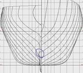 Нажмите на изображение для увеличения Название: Stettin_bodyplan[1].jpg Просмотров: 29 Размер:132.8 Кб ID:663939