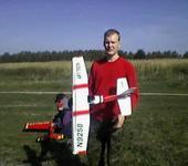 Нажмите на изображение для увеличения Название: Самолет фото 12 сенетября 2012 Валентин с Сессной.jpg Просмотров: 12 Размер:26.6 Кб ID:690946