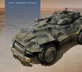 Нажмите на изображение для увеличения Название: Light_Armored_Vehicle_by_SID75.jpg Просмотров: 92 Размер:66.9 Кб ID:696862