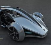 Нажмите на изображение для увеличения Название: peugeot-epine-futuristic-car6.jpg Просмотров: 27 Размер:114.6 Кб ID:697198
