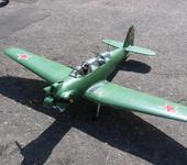 Нажмите на изображение для увеличения Название: Як-18 г.Тверь.jpg Просмотров: 200 Размер:90.8 Кб ID:731410