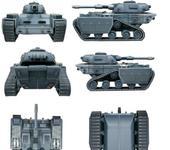 Нажмите на изображение для увеличения Название: !08 - танк Chernovan.jpg Просмотров: 296 Размер:67.0 Кб ID:791452