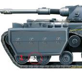 Нажмите на изображение для увеличения Название: !08 - танк Chernovan.jpg Просмотров: 42 Размер:46.4 Кб ID:792690