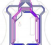 Нажмите на изображение для увеличения Название: pcb upper plate.jpg Просмотров: 1066 Размер:31.8 Кб ID:824269