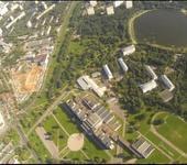 Нажмите на изображение для увеличения Название: Вид на институт ГА и Головинские пруды.jpg Просмотров: 150 Размер:74.7 Кб ID:829785