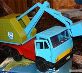 Нажмите на изображение для увеличения Название: камаз советская игрушка.jpg Просмотров: 144 Размер:80.6 Кб ID:844889