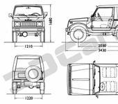 Нажмите на изображение для увеличения Название: Suzuki_SJ410_1982_SoftTop.jpg Просмотров: 143 Размер:67.1 Кб ID:846871