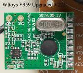 Нажмите на изображение для увеличения Название: RF модуль Wltoys V959 Upgraded V222.jpg Просмотров: 71 Размер:72.0 Кб ID:849850