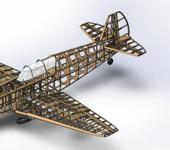 Нажмите на изображение для увеличения Название: Yak 1 modell 49.jpg Просмотров: 1597 Размер:52.9 Кб ID:859611