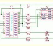 Нажмите на изображение для увеличения Название: USBtinyISP02.gif Просмотров: 31 Размер:31.9 Кб ID:910237