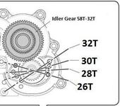 Нажмите на изображение для увеличения Название: Idler 58T-32T.jpg Просмотров: 25 Размер:36.9 Кб ID:917460