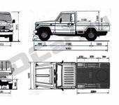 Нажмите на изображение для увеличения Название: Toyota_Land_Cruiser_70_Pickup_2001.jpg Просмотров: 67 Размер:60.7 Кб ID:953694