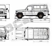 Нажмите на изображение для увеличения Название: Toyota_Land_Cruiser_70_Wagon_2001.jpg Просмотров: 62 Размер:69.0 Кб ID:953695