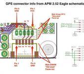 Нажмите на изображение для увеличения Название: apm25-gps-pinouts.jpg Просмотров: 14 Размер:66.4 Кб ID:974748