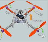 Нажмите на изображение для увеличения Название: QuadCopter-XConfig.jpg Просмотров: 267 Размер:74.3 Кб ID:977059