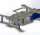Нажмите на изображение для увеличения Название: Сборка Quad Frame KP-01 LAST w Mobius Plate.jpg Просмотров: 87 Размер:33.7 Кб ID:1014361