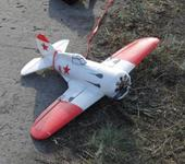 Нажмите на изображение для увеличения Название: Model Polikarpov I-16.jpg Просмотров: 186 Размер:98.2 Кб ID:823305