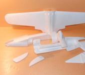 Нажмите на изображение для увеличения Название: Polikarpov I-16 parts.JPG Просмотров: 49 Размер:41.0 Кб ID:1009437